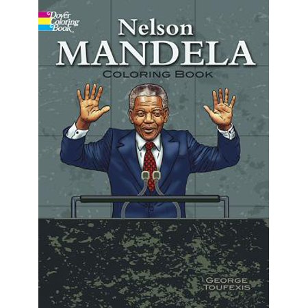 Nelson Mandela Coloring Book