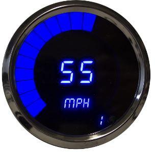 Intellitronix MS9222BM Speedometer   - image 1 of 1