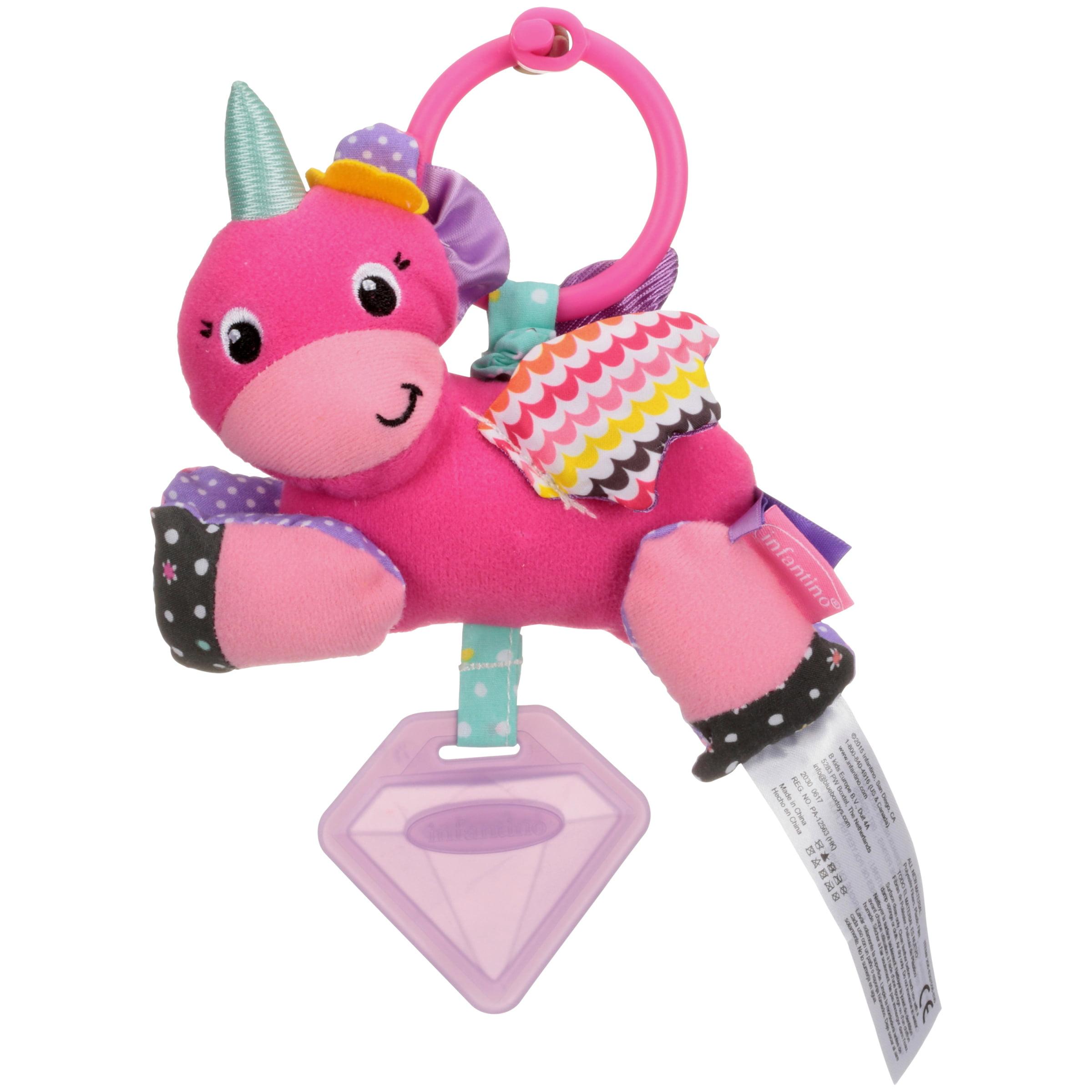 Infantino Sparkle Jinglin' Gem Jittery Pal by Infantino