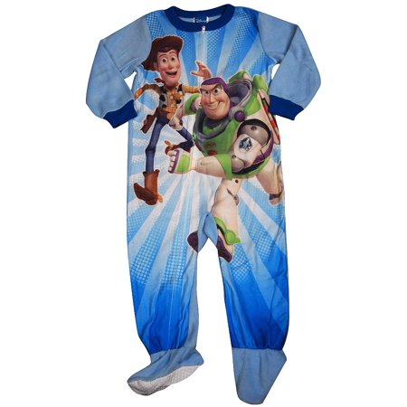 Toy Story - Baby Boys Toy Story Blanket Sleeper - Buzz Lightyear and Woody - 30 Day Guarantee - FREE SHIPPING