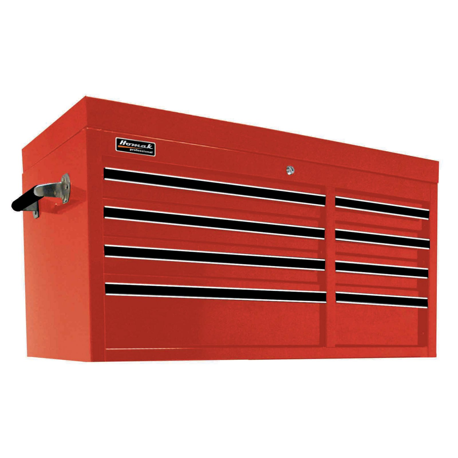 Homak Pro Series 8 Drawer Top Chest
