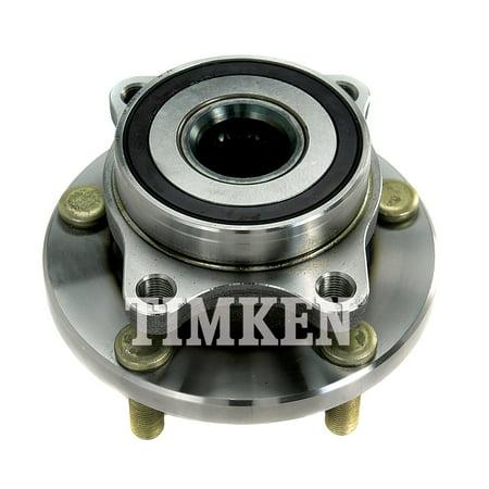 Timken Wheel Bearing and Hub Assembly HA590150