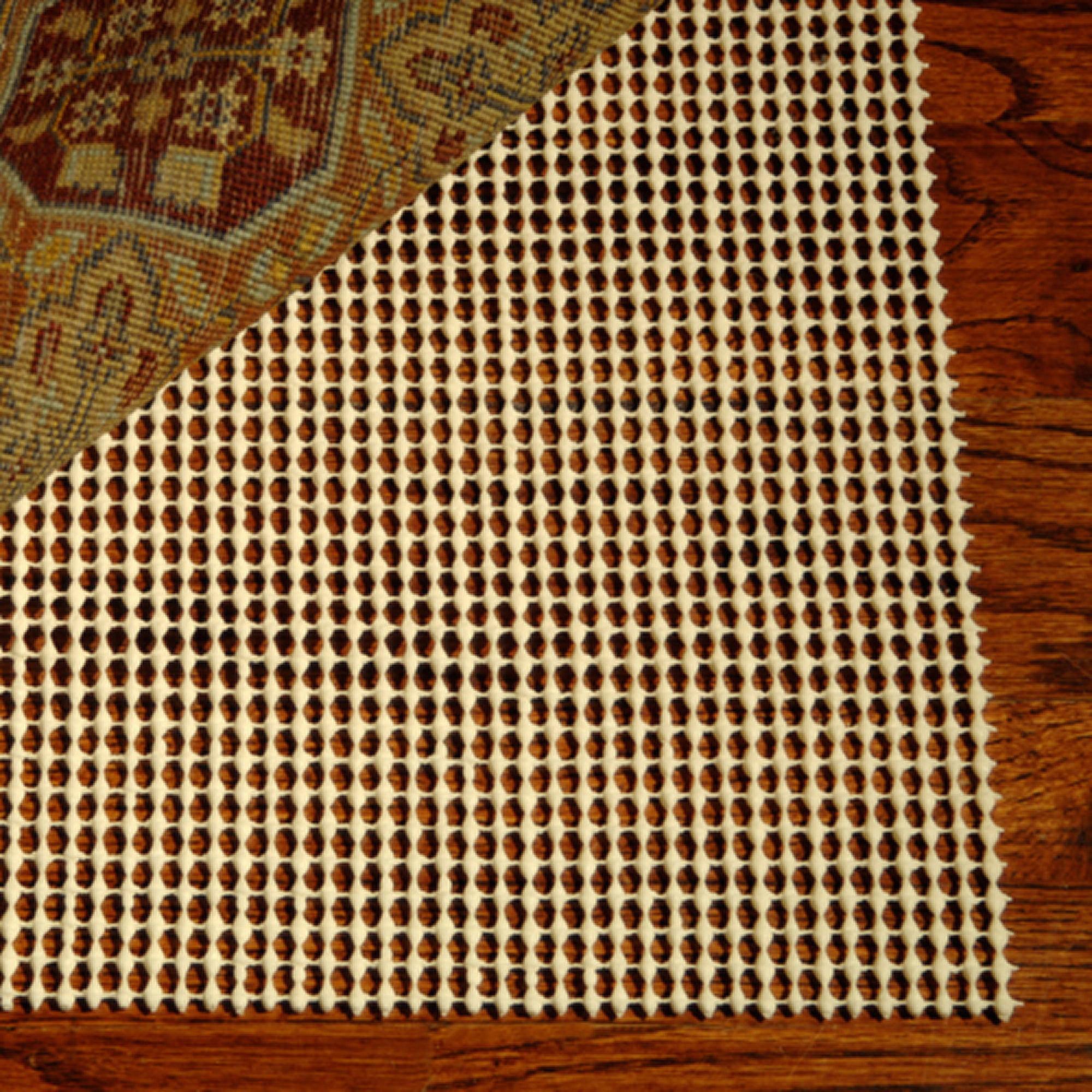 safavieh upgraded area rug pad for hard floor - walmart