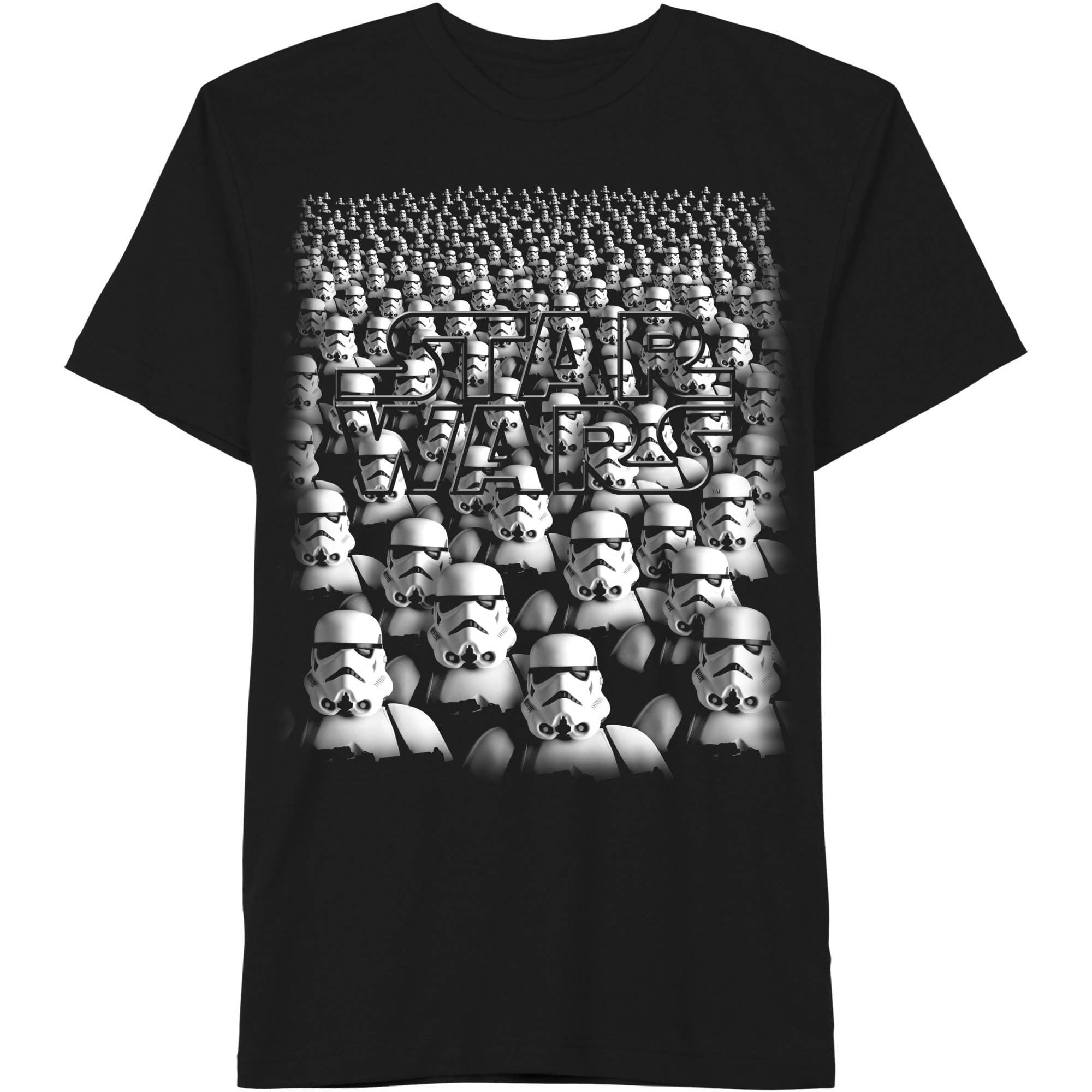 Star Wars Boy's Storm Crowd Graphic Tee