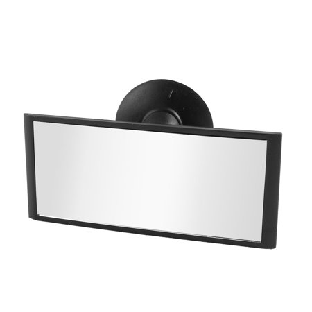 Rectangle Rear View Mirror (Rectangle Flat Car Van Windshield Rear View Mirror Blind Spot Parking Rearview )