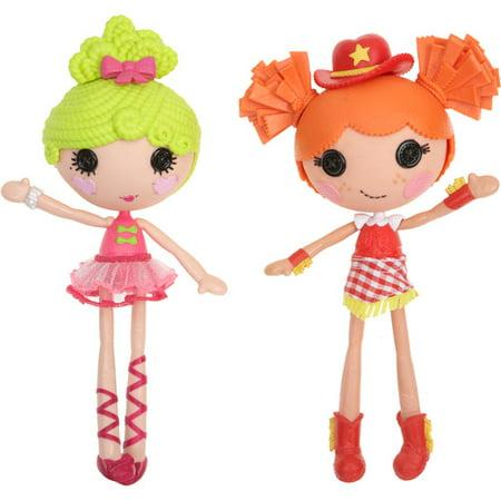 Lalaloopsy Workshop Starter Pack, Ballerina/ Cowgirl (Lala Loopsy)
