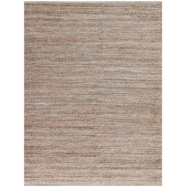 Amer NAT30305 3 x 5 ft. Naturals Modern Design Flat-Weave Rug, Orange - image 1 of 1