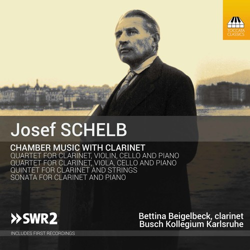Chamber Music With Clarinet by
