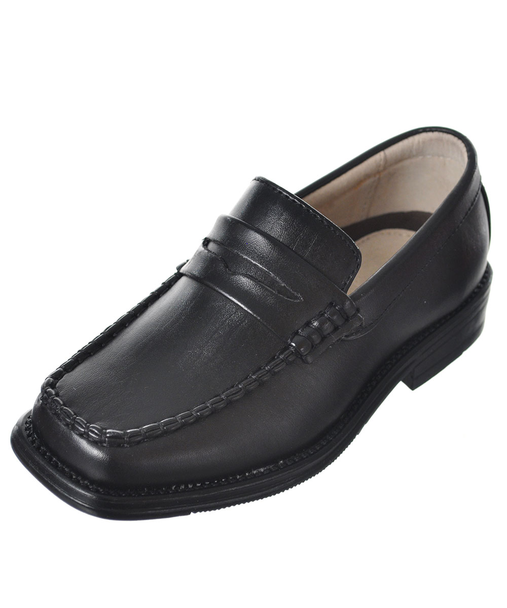 """Easy Strider Boys' """"Buxton"""" Penny Loafers (Toddler Sizes 6 - 12)"""