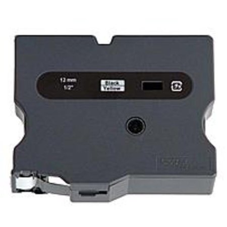 Laminated Tape Thermal Cartridge - Refurbished Brother TX Series Laminated Tape Cartridge - 1 1/2