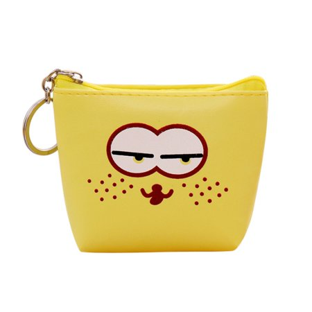 - Lavaport Cute Women Girls Mini PU Leather Coin Bags Storage Bags