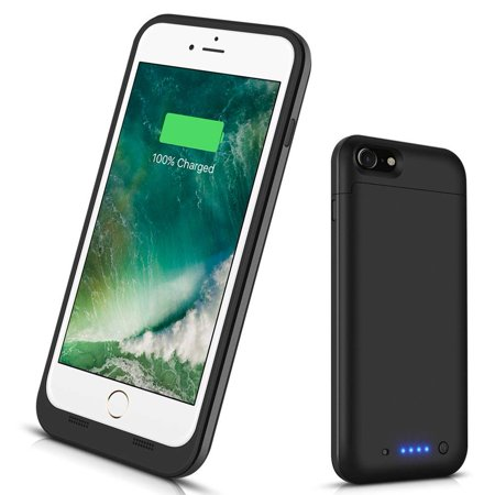 brand new bcf3f 56d25 iPhone 8/7 Battery Case, 4500 mAh Portable Charging Case for iPhone ...
