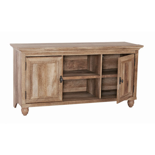 "Better Homes and Gardens Crossmill Collection TV Stand & Console Cabinet for TVs up to 65"", Multiple Finishes"