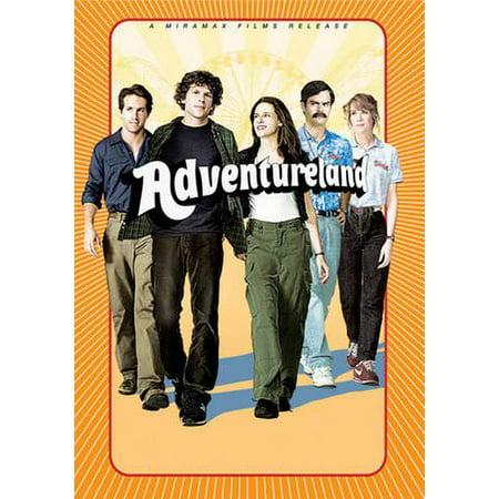 - Adventureland (Vudu Digital Video on Demand)