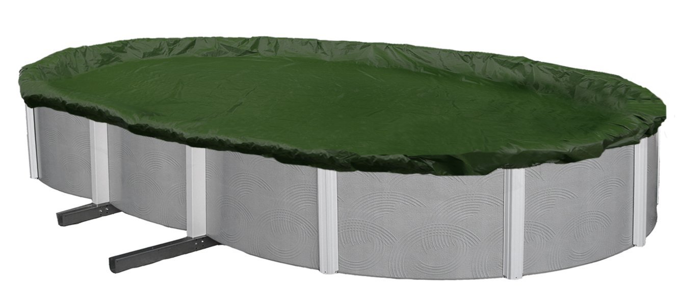 Winter Pool Cover Above Ground 21 Ft Round Arctic Armor 12 Yr Warranty