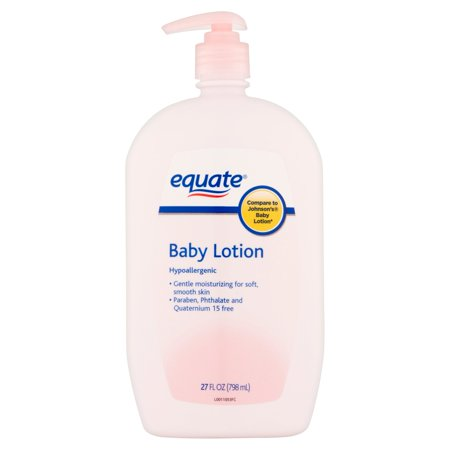 Equate Baby Hypoallergenic Baby Lotion, 27 fl oz