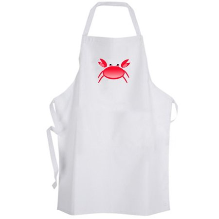 Aprons365 - Classic Red Crab (B) Apron Crustacean Animal Seafood - Imitation Crab Seafood Salad Recipe