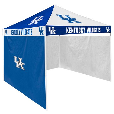 Kentucky Wildcats NCAA 9' x 9' Checkerboard Color Pop-Up Tailgate Canopy Tent