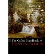 The Oxford Handbook of Transcendentalism - eBook