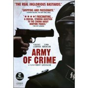 Army Of Crime (L'armee Du Crime) (French) by KINO INTERNATIONAL VIDEO