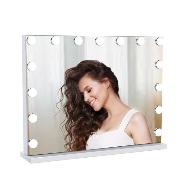 Impressions Hollywood Aurora Vanity, Impressions Led Vanity Mirror Reviews