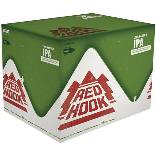 Red Hook Long Hammer IPA, 12 pack, 12 fl oz
