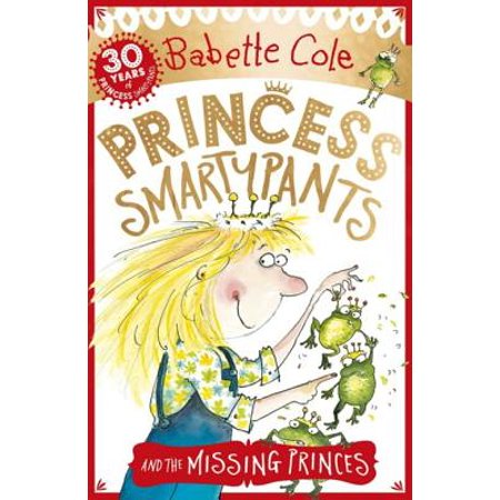 Princess Smartypants and the Missing Princes -