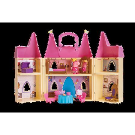 Peppa Princess Castle (Castle Playmat)
