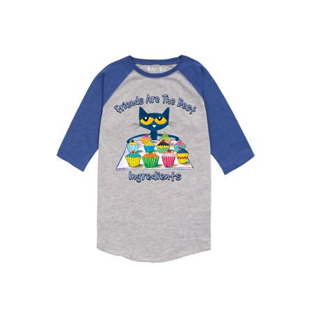 Pete the Cat Friends are the Best Ingredients-Youth