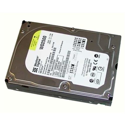 Western Digital 250GB 7200rpm ATA100 8MB Internal Hard Drive WD2500JB