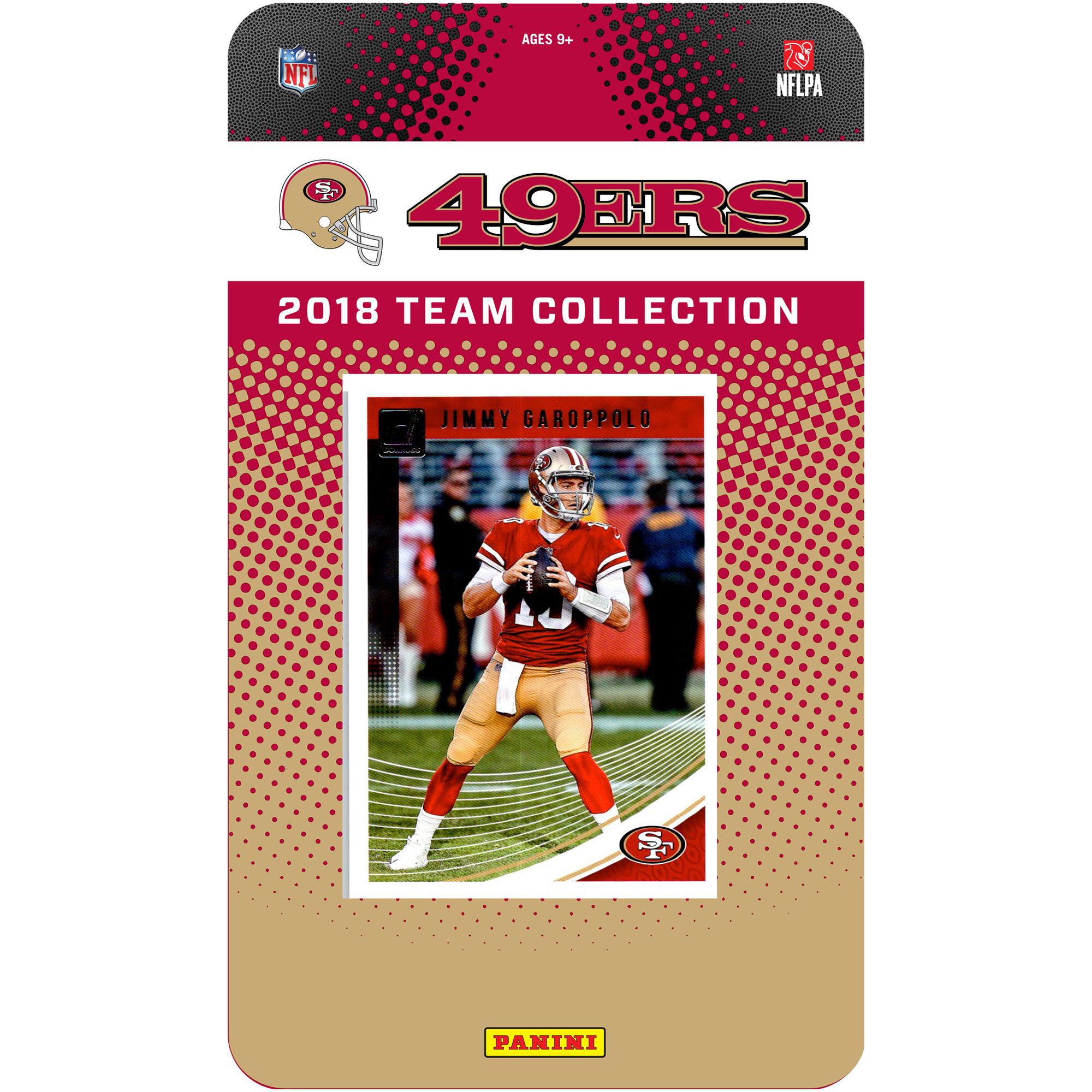 San Francisco 49ers 2018 Team Set Trading Cards - No Size