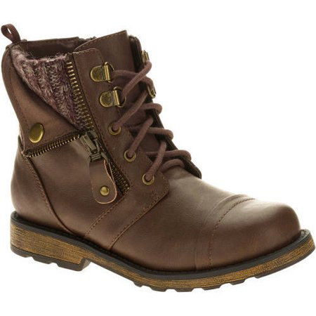 Faded Glory Girls' Fashion Hiking Boot