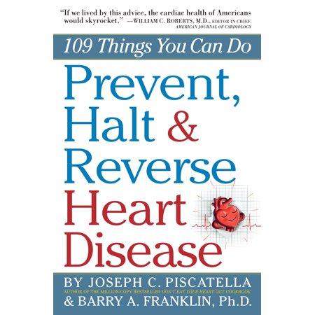 Prevent, Halt & Reverse Heart Disease - Paperback](Heart Disease Month)