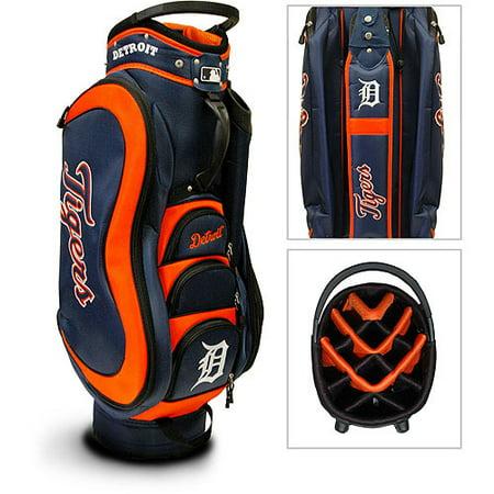 Team Golf MLB Detroit Tigers Medalist Golf Cart Bag