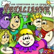 LES AVENTURES DE LA PETITE PETALIANNE - eBook