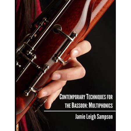Contemporary Techniques for the Bassoon: Multiphonics