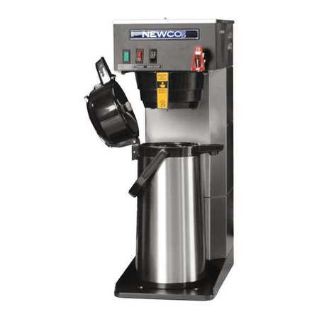 NEWCO COFFEE Brewer, Airpot, Auto with Faucet (Digital Auto Brewer)