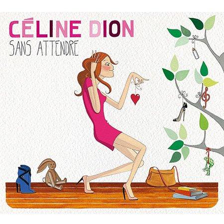 Celine Dion   Sans Attendre  Cd