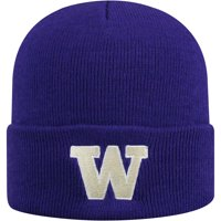 Men's Russell Athletic Purple Washington Huskies Team Cuffed Knit Hat - OSFA