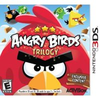 Angry Birds: Trilogy (Nintendo 3DS)