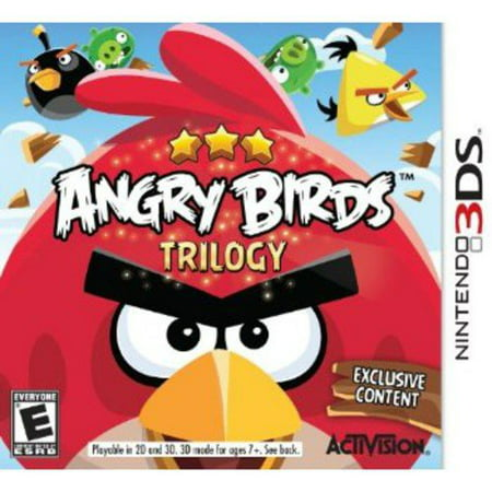 Angry Birds: Trilogy (Nintendo 3DS)](Angry Birds Halloween Games 2)