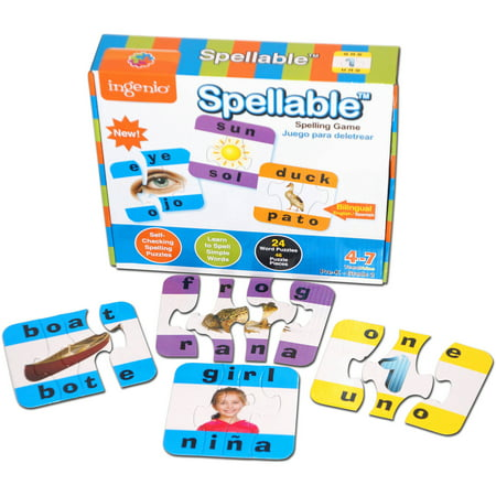 Puzzle Play Mazes Software - Smart Play Spellable Spelling Puzzle