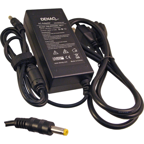 DENAQ 18.5-Volt 3.5-Amp 4.8mm-1.7mm AC Adapter for HP/Compaq Business Laptop, Presario and Pavilion Series Laptops
