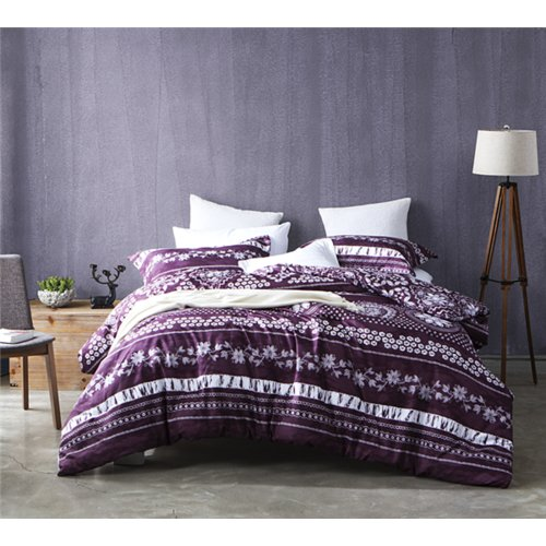 Bungalow Rose Parley Mulberry Lilac Comforter