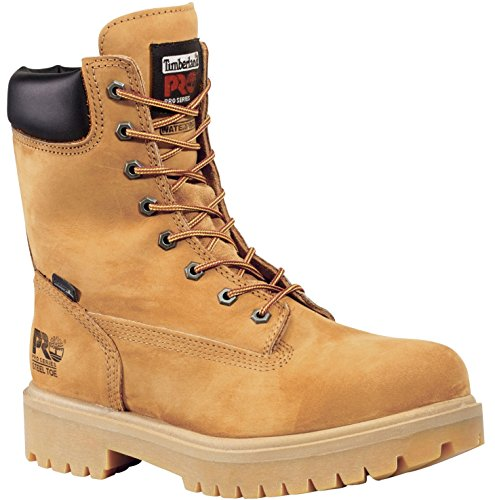 026002713 Timberland PRO Men's WP ST Safety Boots Wheat 12.0 W by Timberland