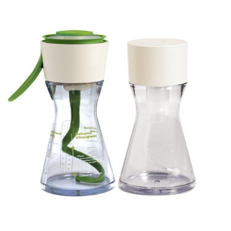 Chef'n Emulstir Salad Dressing Mixer and Oil Mr. Cooking ...