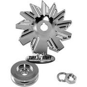 Tuff Stuff 7600A Alternator Fan & Pulley Single V Pulley