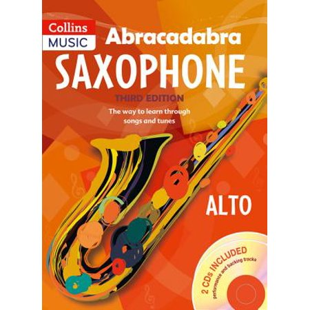 Abracadabra Saxophone (Pupil's Book + 2 CDs) : The Way to Learn Through Songs and Tunes - Super Simple Learning Songs Halloween