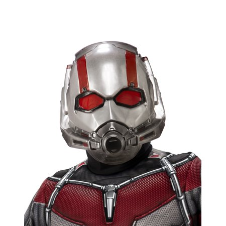 Buy Scary Halloween Masks (Antman Boys Child Superhero Costume Accessory Halloween)