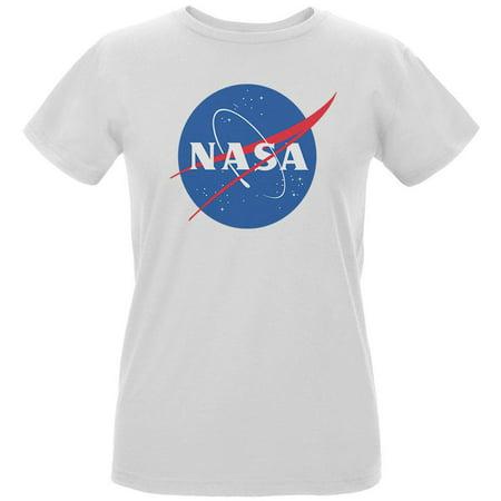 Womens Old Organic Nasa Glory Shirt Logo T 0w8mnNOv